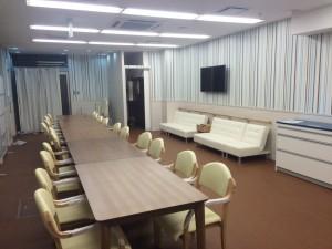 食堂兼機能訓練指導室0メイン