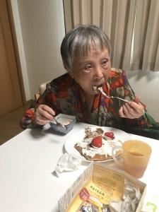 横田様 苺