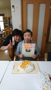 宮川様 ケーキ