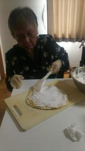 横田様 ケーキ