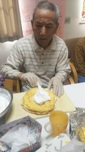 平井様 ケーキ