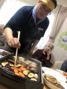 2018_06_20鉄板焼き_3