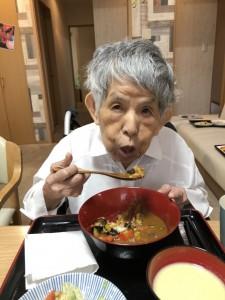 2018.8.29  夏野菜ビーフカレー_20