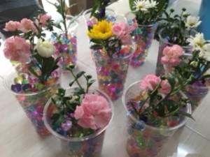 お花のお土産