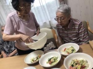 2018.8.29  夏野菜ビーフカレー_4