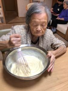 2018.9.15おやつバナナパンケーキ_11