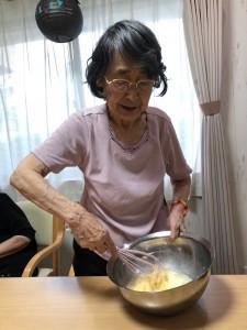 2018.9.15おやつバナナパンケーキ_10