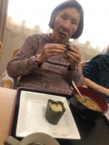 2018.10.10芋煮のお握り_181010_0006