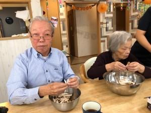 2018.10.10芋煮のお握り_181010_0003