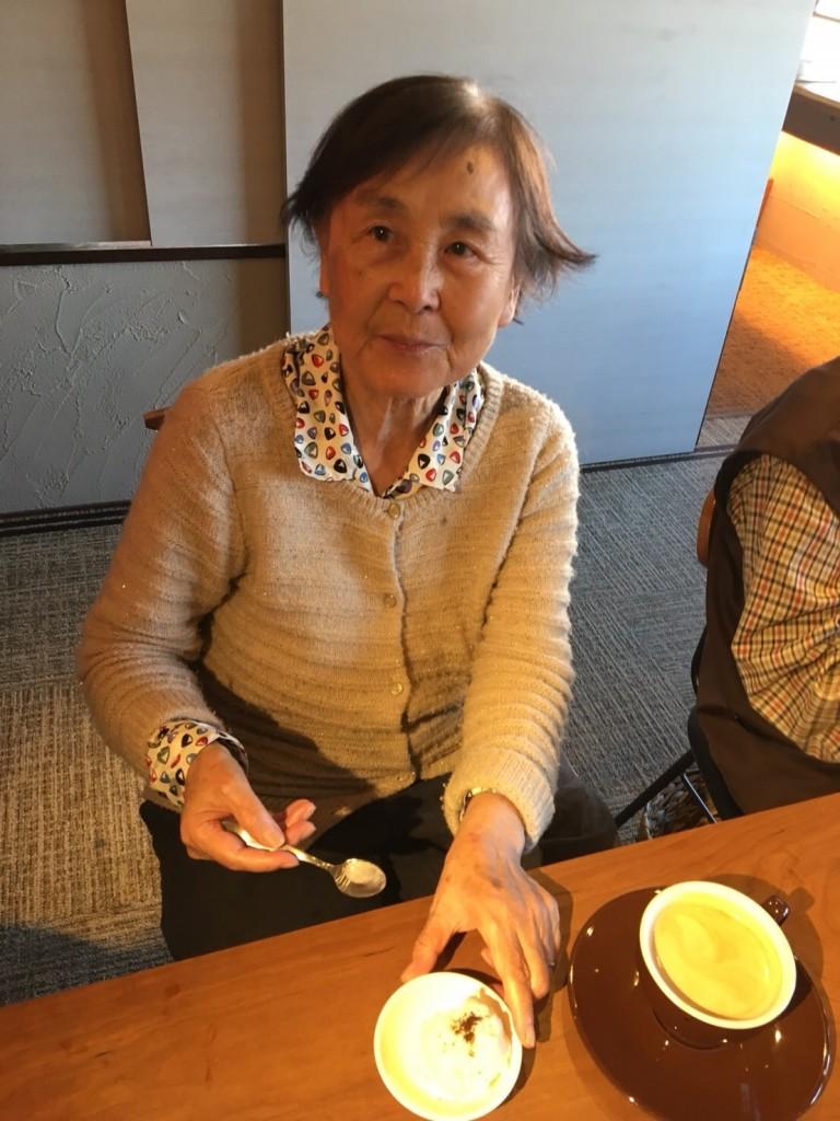 小田木さん カフェ