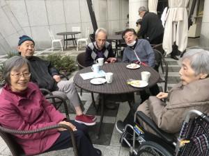 世田谷美術館 セタビカフェ