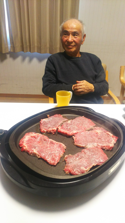 ステーキセット 鈴木様