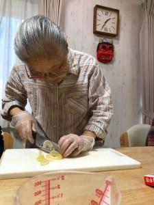 2019.2.25苺ケーキ作り_190305_0019