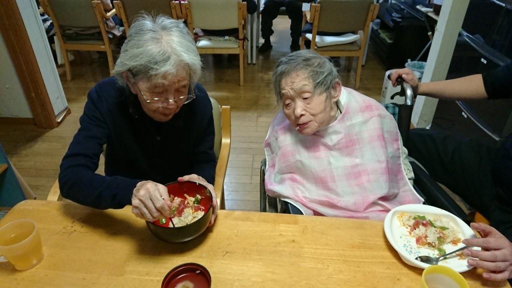 ちらし寿司 根塚コンビ