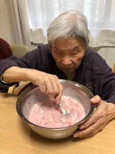 2019.2.25苺ケーキ作り_190305_0017
