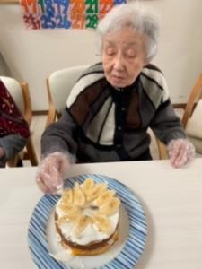 10誕生日ケーキ