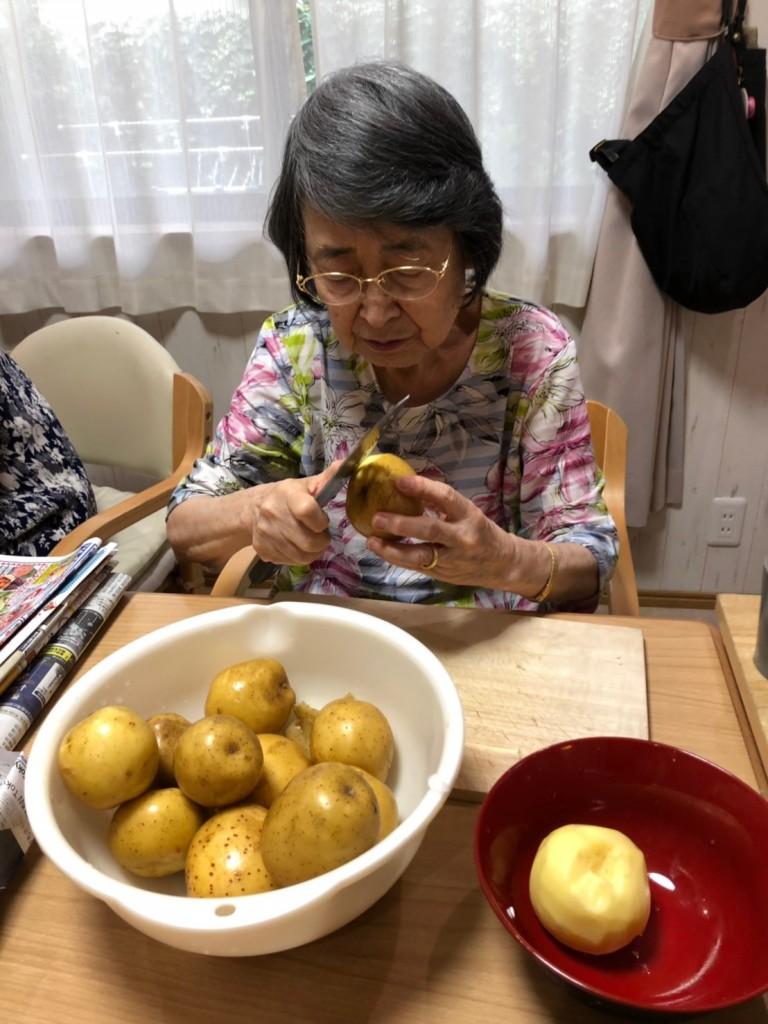 2019.7.12夏野菜カレー_190712_0017