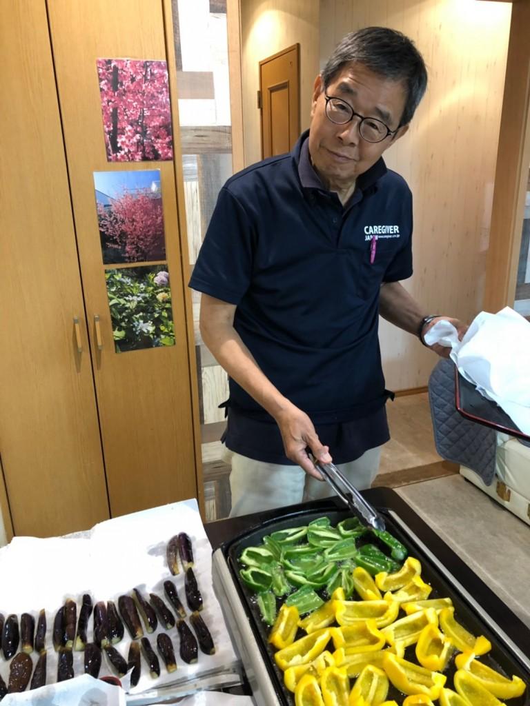 2019.7.12夏野菜カレー_190712_0012