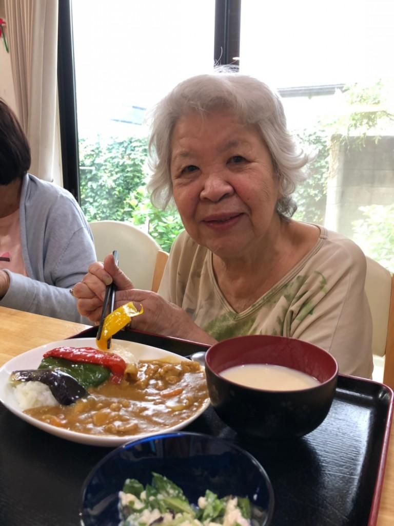 2019.7.12夏野菜カレー_190712_0011