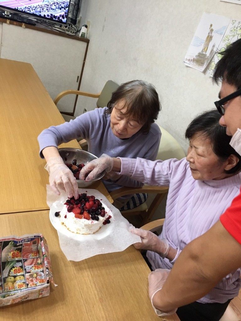2019.9.28ケーキ作り&山◯さん誕生日会_191006_0016