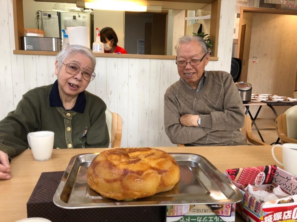 2020.2.19リンゴケーキ作り_200221_0003