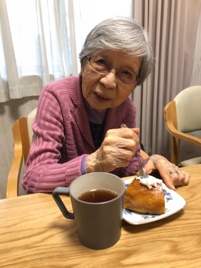2020.2.19リンゴケーキ作り_200221_0010