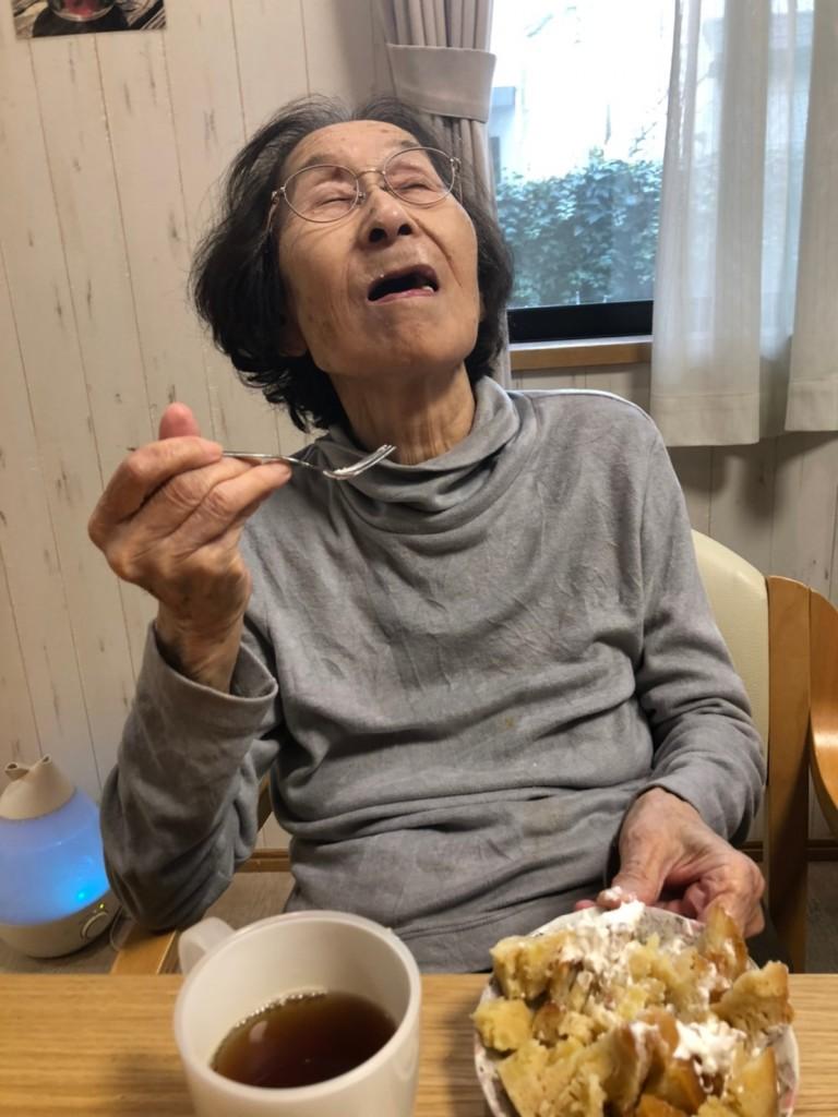2020.2.19リンゴケーキ作り_200221_0009