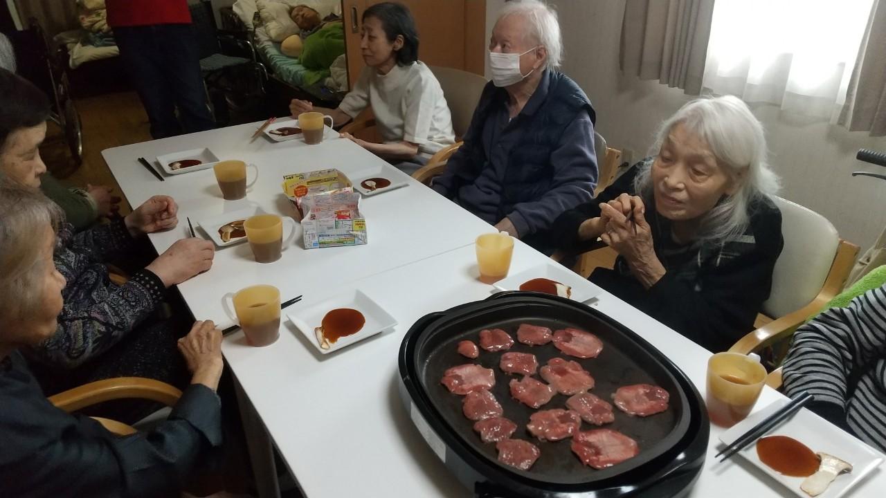焼肉パーティー 混合2